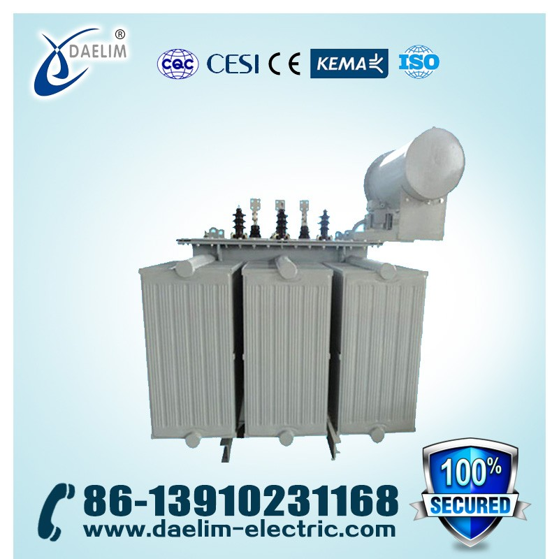 Best Selling Top Quality 3 Phase 30KV Step Down Electrical 6300KVA Distribution Transformer