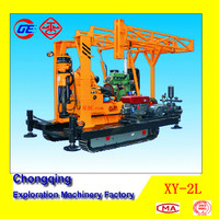 New arrival chinese powerful multi-function truck mounted hydraulic truck diamond core drilling rig with100-350m