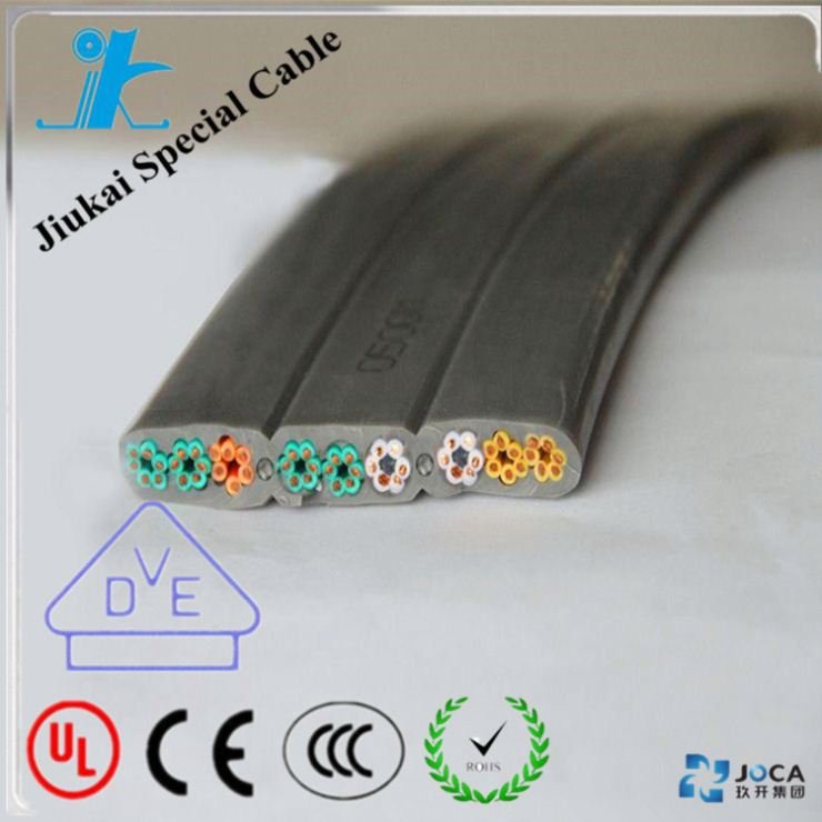 UL Certifieate Cat 6 Manufacturer Elevator Cat6 Travelling Cable Price