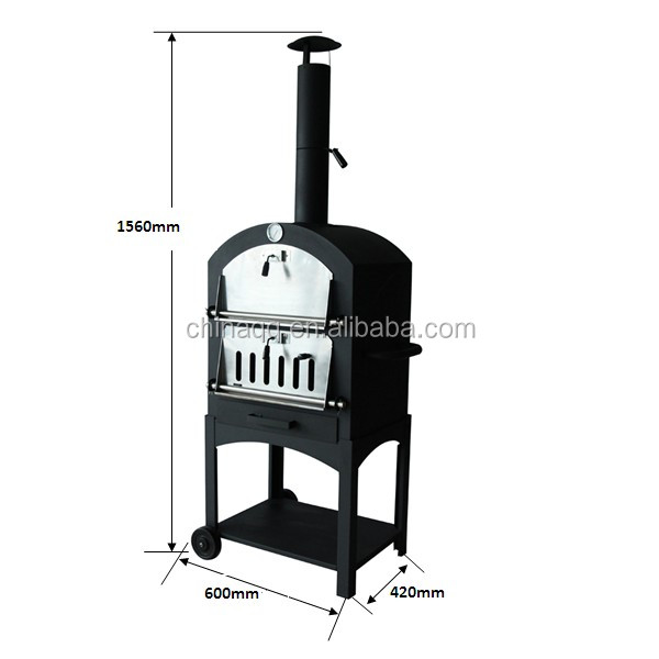 tunnel special design drying pizza oven KU-002B