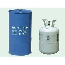 refrigerant gas r141b r11 and r113 replacement