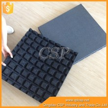 Cheap price thickness10-50mm automotive rubber flooring outdoor parking flooring
