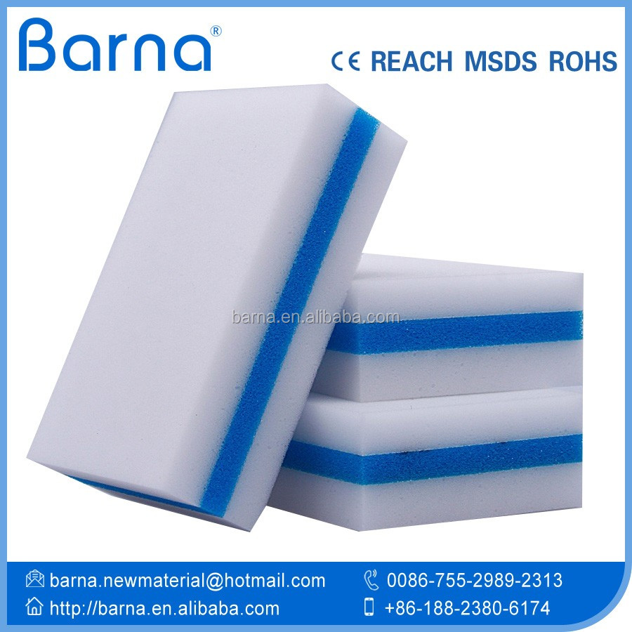 nano Sponge/Magic Cleaning Eraser/ melamine Cleaning Sponge,High Quality Melamine Magic Cleaning Eraser,nano technology, kitchen