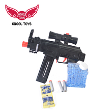 plastic high quality professional powerful outdoor toy water ball gun for summer