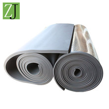 High density polyurethane rubber foam thermal insulation roll sheets