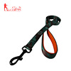 Dog supplies premium nylon printed pattern dog leash for running