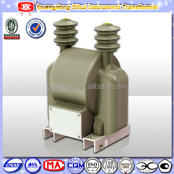 11kV to 100V 110V 220V 230V Cast Resin Electrical Voltage Transformer 100VA