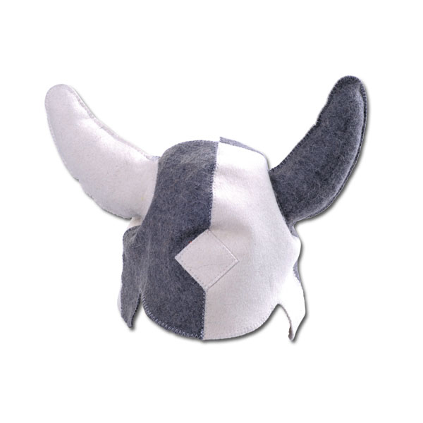 Bath Wool Felt Hat for Sauna - Pirate