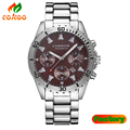 Men Luxury Brand Stainless Steel Business Watches CURREN Sport Watch
