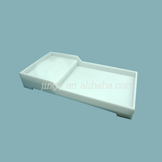 two layers nobility desing usefull acrylic serving tray