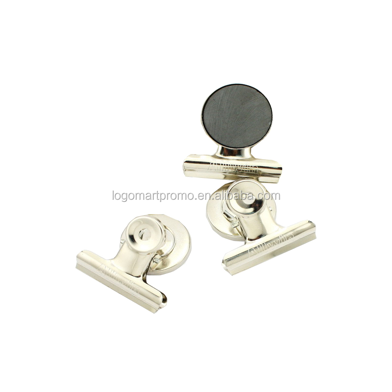 Stainless Steel Round Head Magnet Clip