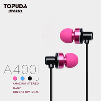 China supplier Mobile Phone hot sale comfortable super bass stereo earphones for samsung s3