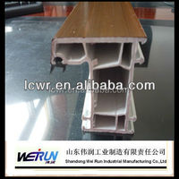 Customized PVC Profile Frames For Door