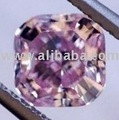1.12 Ct VS2 Intense Purplish Pink Radiant Diamond
