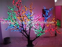 2012 New design!! Color Waterproof LED Tree Lamp