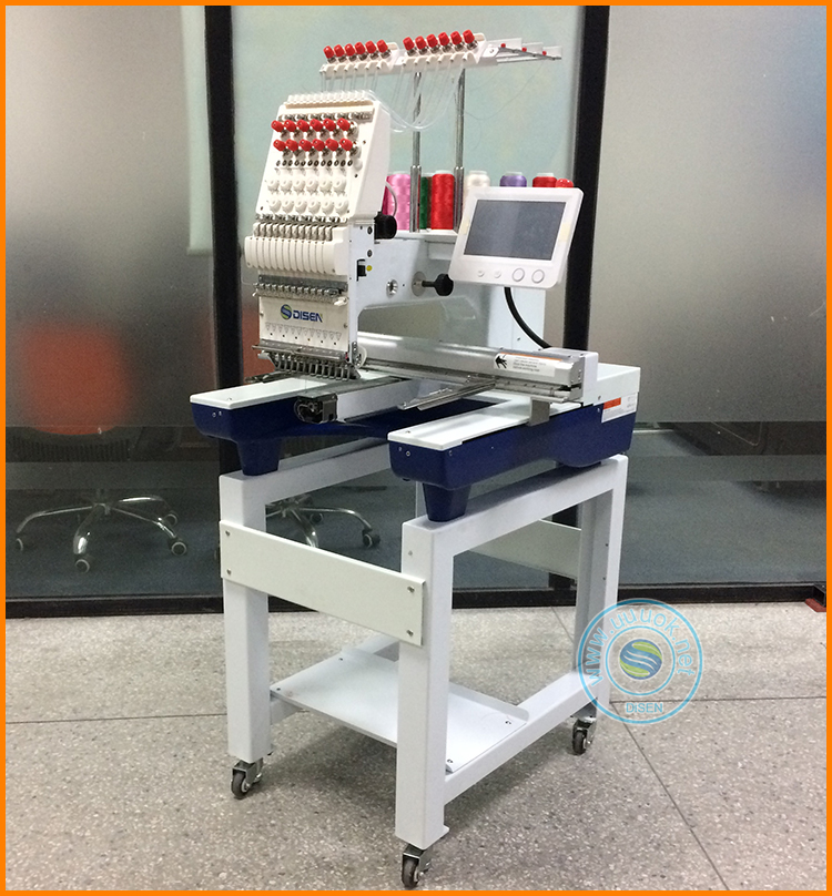 Best selling products machine embroidery happy 1 head feiya single