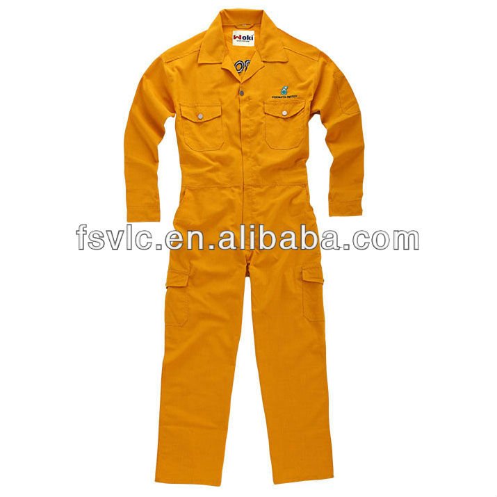 NomexIIIA FR Working Coverall For Oil Refinery