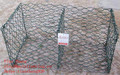 Gabion box /stone cage/manufacturer/gabion box wire fencing