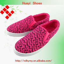 Free sample china wholesale fashion young lady comfort shoes