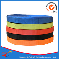 Factory Wholesale white webbing strap for Cargo