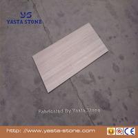 Yasta Natural marble wall tile grey marble look wood countertop