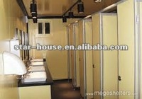 china economic mobile modular container house/container home
