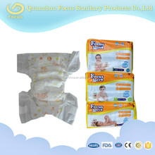 XXL size weave frontal tape super absorbent top quality best price diapers baby