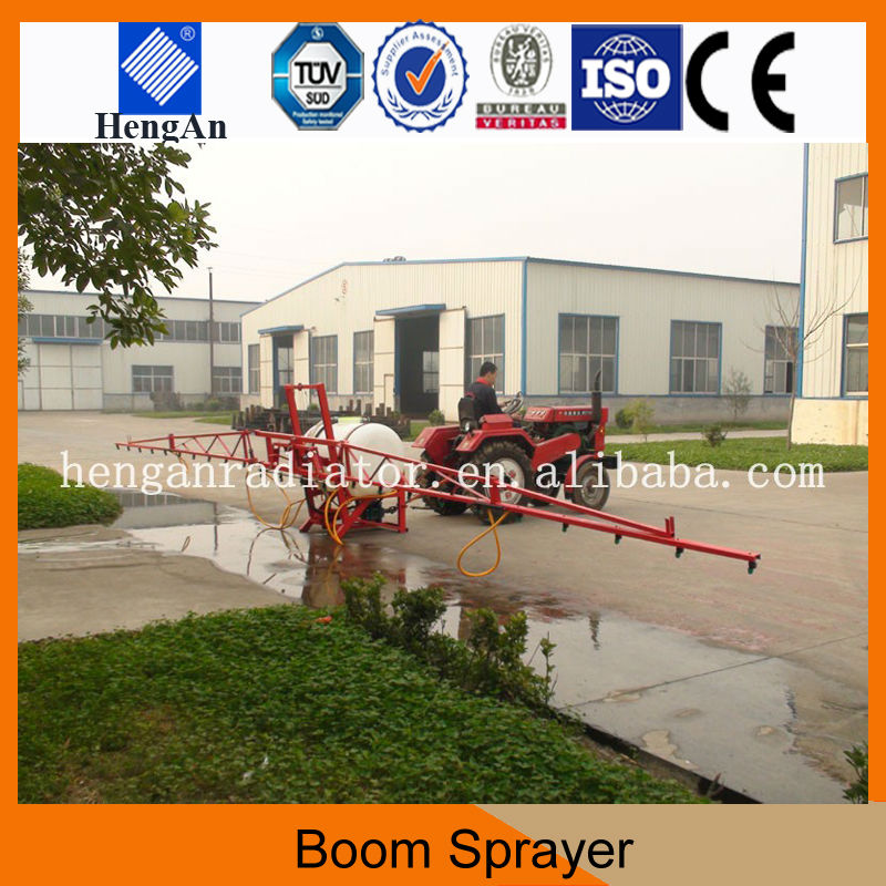 Chinese Farm Tractor Boom Sprayer For Sales