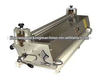 new type speed paper glue machine