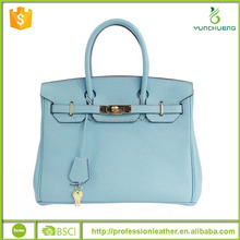 Hot Sale Genuine Leatehr purses and handbags wholesale, handbag factories in china