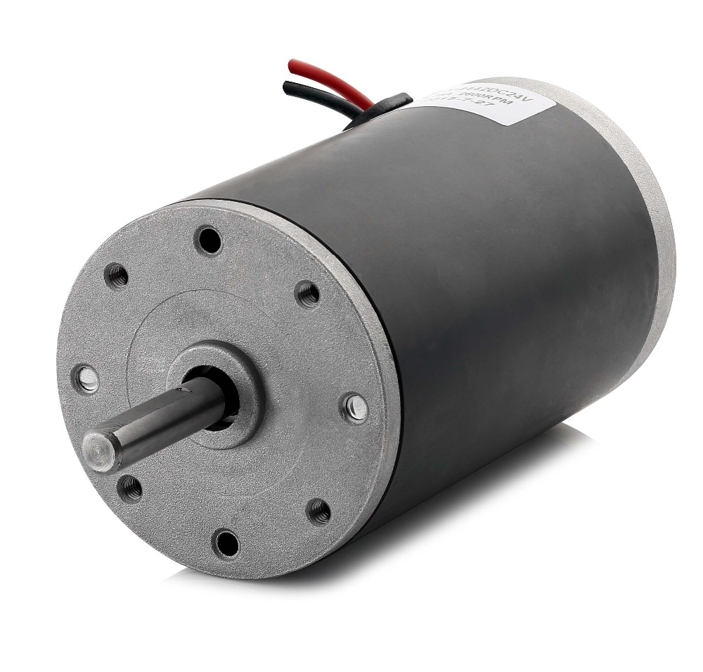 45mm Motor Dc 12v Ac Electric Motor Low Rpm Electric Motor