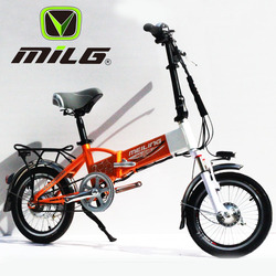 Outdoor Green Vehicle City-Road 240w lion battery folding Electric scooter/electric motorcycle with Disc brake/electric bike