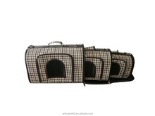 Red Hill High Market Blue and White Pet Carrier