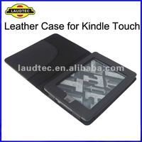 LAUDTEC Leather Case Cover for Kindle Touch, High Quality