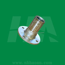 Galvanized Steel Flanged Hose Barb Fitting