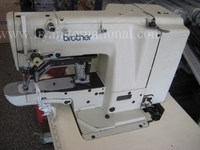 Ready to use Japan Used Second Hand Industrial Brother 430 bar tack sewing machine