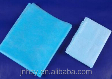 Medical Disposable Paper Bed Sheet To Cover The Examination Table Salon Massage Bed Sheets Nonwoven Bed Cover With Low Price