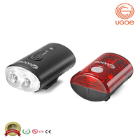 UGOE Mini Size Silicone Led Bike