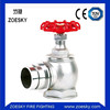 2015 Hot Sale Fire Hydrant Landing Valve For Fire Fighting Equipment