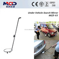 Under Vehicle Security Inspection Convex Mirror for Avoiding Attack