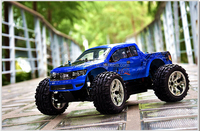 2016 New prodcut brushless 4wd rc truck 1:10 Electric high Powerful Monster Truck rc model car ERC111