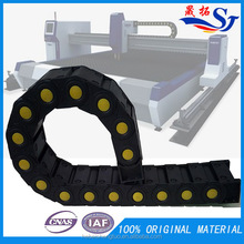 closed type cnc machine TZ56 nylon cable carrier