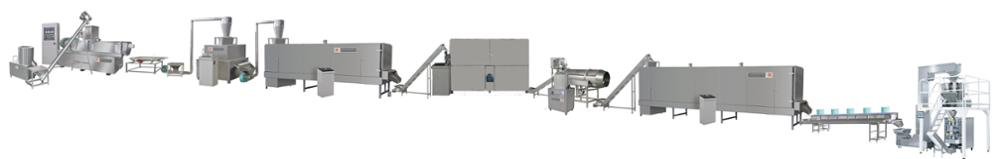 Fully Automatic Hot Sale Crunchy Kellogg's Cereals Corn Flakes Production line