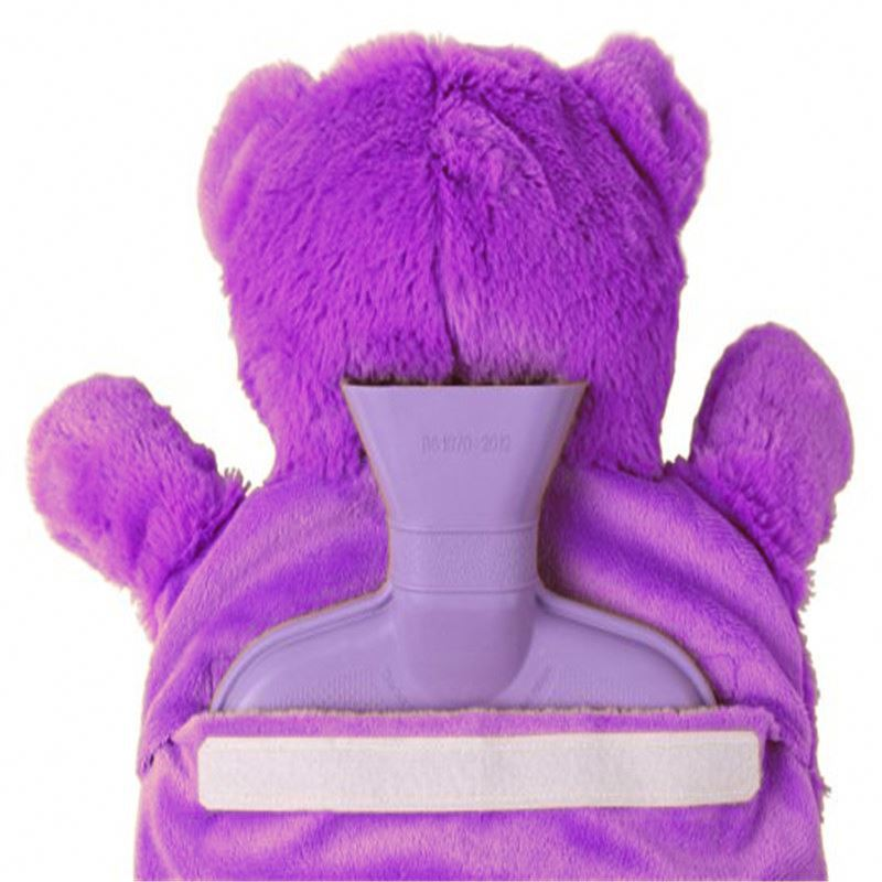 Bear Baby 2016 Hot Water Bottle Animal Plush Cover With Rubber Hot Water Bottle Covers