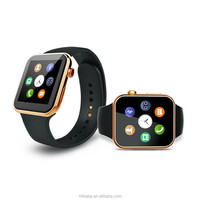 2015 Bluetooth Smart Watch for Apple iphone 4S/5/5C/5S/6/6 Plus Android phones HTC Huawei Android smart watch with heart rate