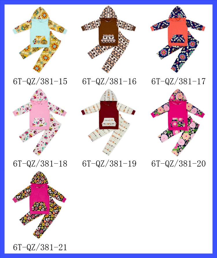 Coffee Thanksgiving Hoodie OutfitsTurkey Wholesale children clothes