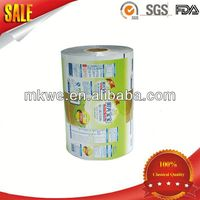 plastic wrapping stretch film roll