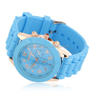Hot selling sports watch fashion young boys hand watches
