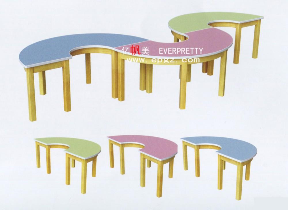 Plastic kids nursery furniture sale kids study table