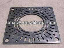 Ductile cast iron Square/Round Tree Grates